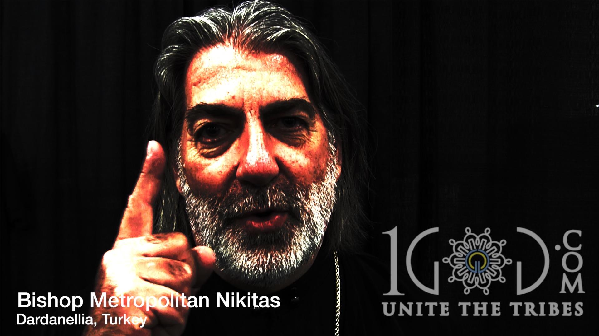 *Bishop Metropolitan Nikitas