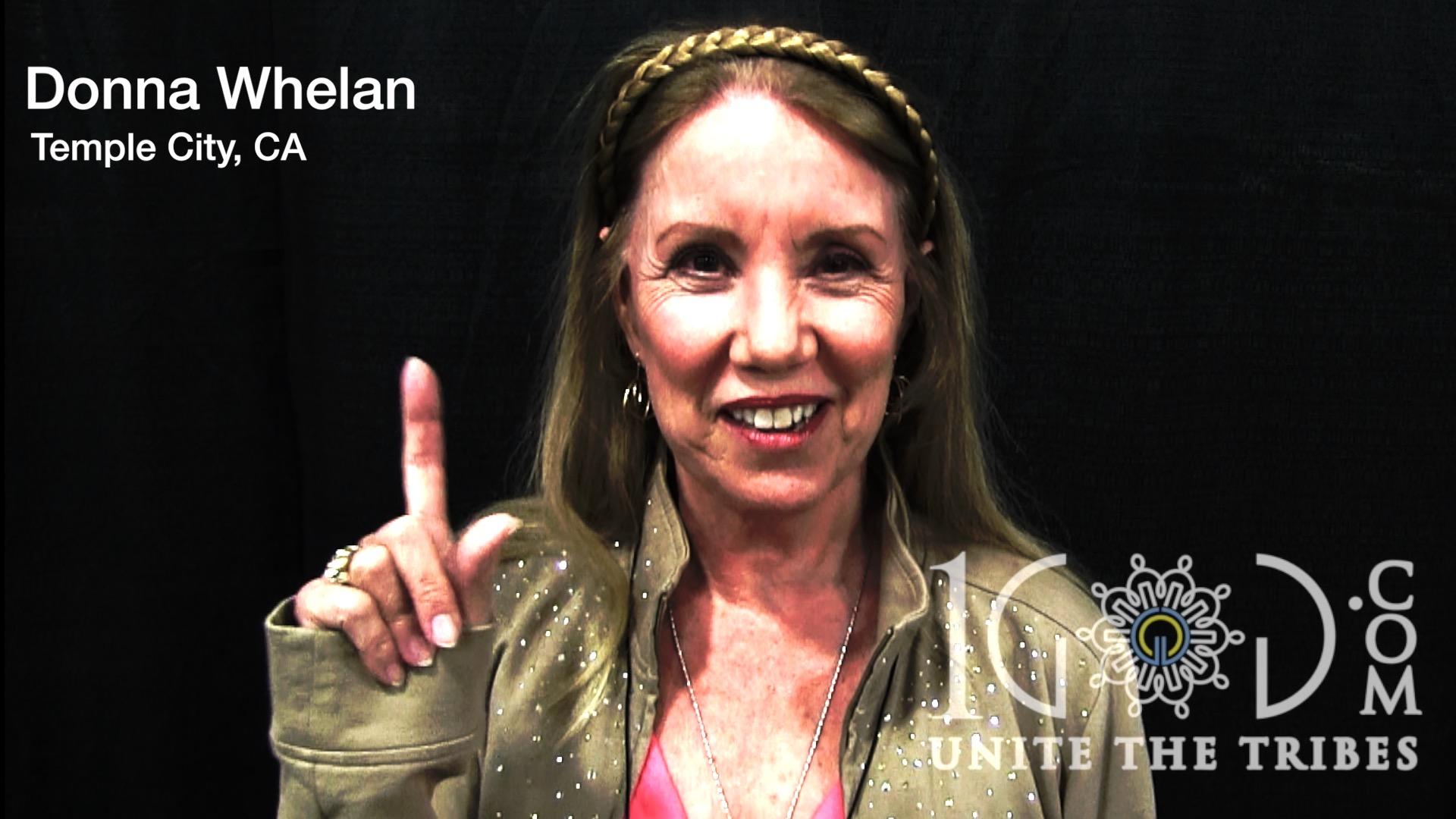 Donna Whelan 1God.com