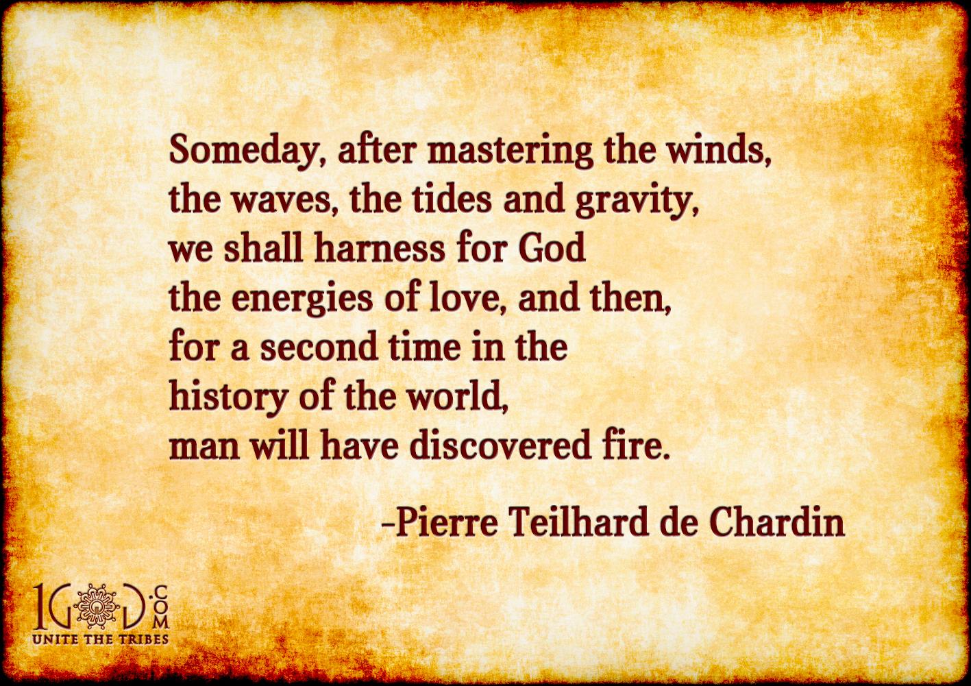 de-Chardin-Quote
