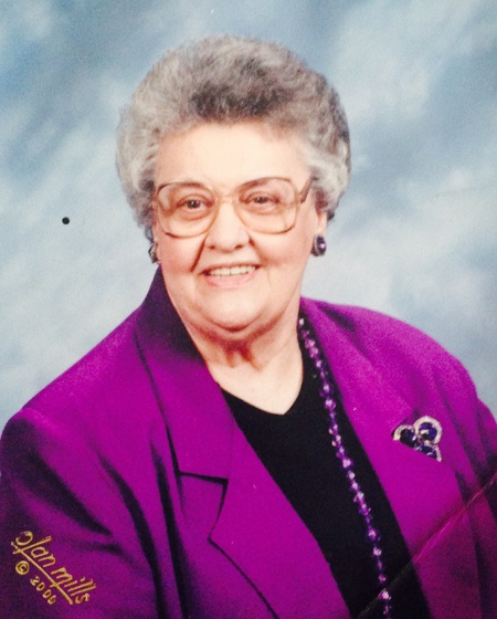 My Grandmother - Emily Ashley ( God is Personal )