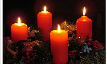 We Begin Our Journey Through Advent