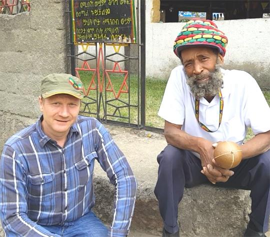 Ben and Ras Joseph