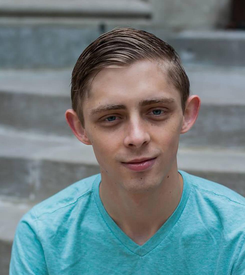 Brandan Robertson- Profile